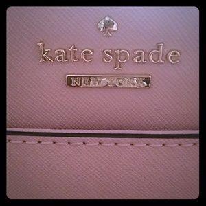 NWT kate spade pink sunset candace satchel